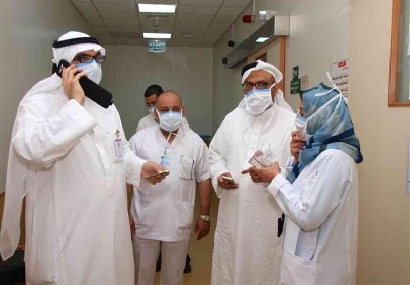 شکسته شدن رکورد مبتلایان به کرونا در یک روز در عربستان