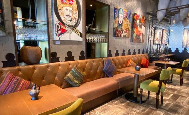 کرونا، رواج سفارش دیجیتال در رستوران های دبی، تحویل بگیرید و بپزید