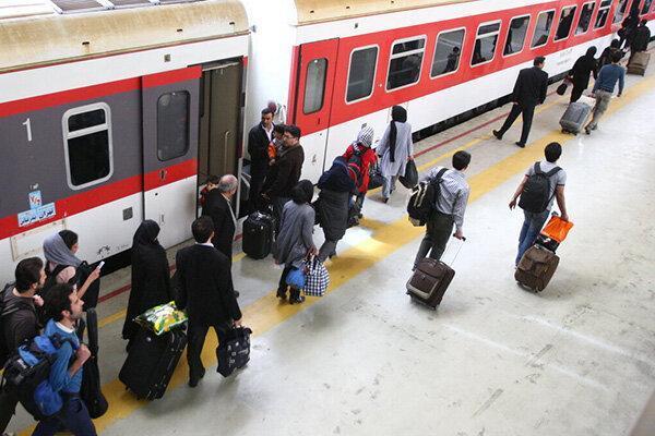 زمان پیش فروش بلیت قطارهای مسافری