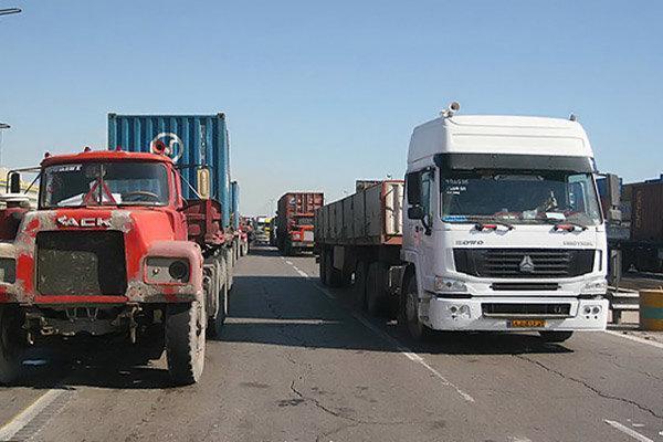 حذف بارنامه کاغذی از حمل ونقل جاده ای کرمان از 20 تیر 99