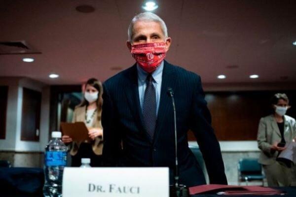 واکنش ترامپ به اظهارات مدیر مؤسسه ملی بیماری های عفونی آمریکا