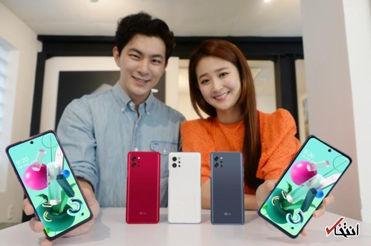 اطلاعاتی جدید از گوشی Q92، 5G ال جی منتشر شد