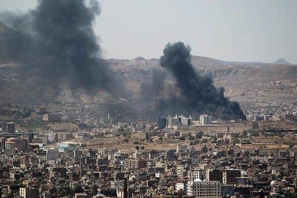 جنگنده های سعودی استان های مختلف یمن را به شدت بمباران کردند