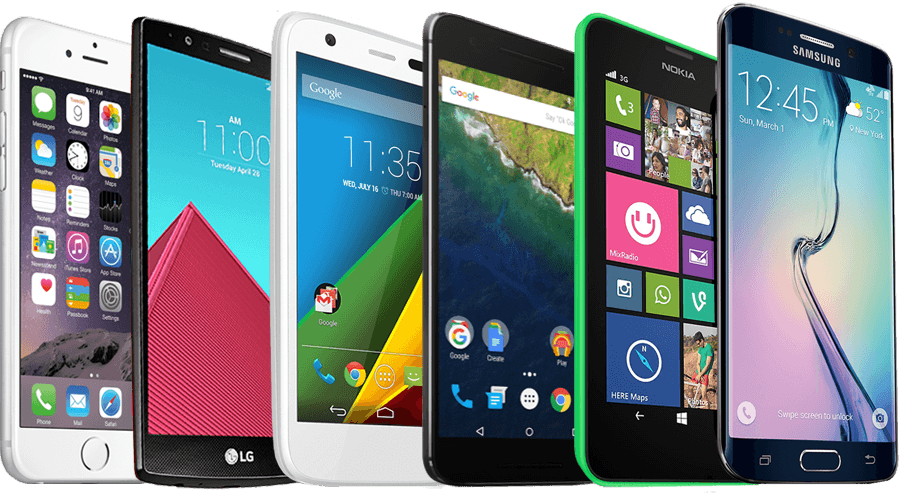 قیمت انواع گوشی موبایل، امروز 8 مهر 99