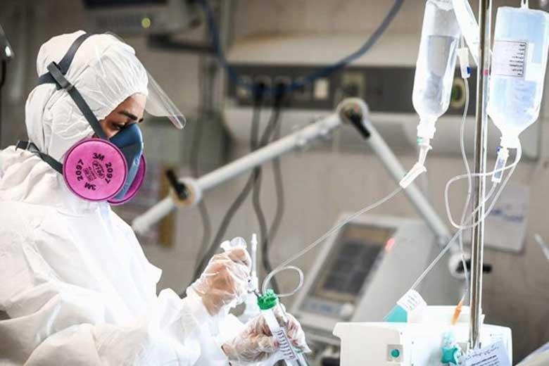 رکورد شکنی دوباره کرونا با فوت 272 بیمار در شبانه رو گذشته