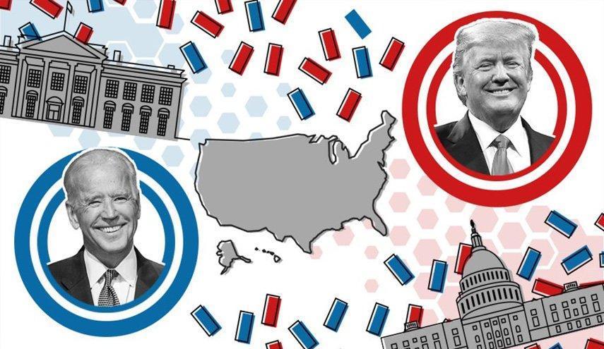 آخرین نظرسنجی ها و پیش بینی های انتخاباتی؛ اعداد و ارقام به نفع بایدن، پیش بینی ها به نفع ترامپ