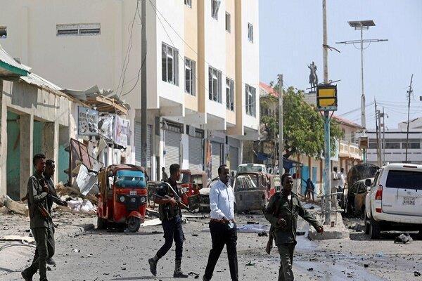 عملیات انتحاری در پایتخت سومالی، 14 نفر کشته و زخمی شدند