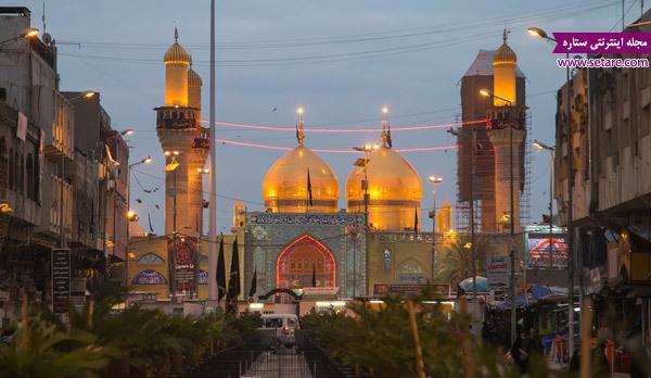 نگاهی به حرم کاظمین در عراق