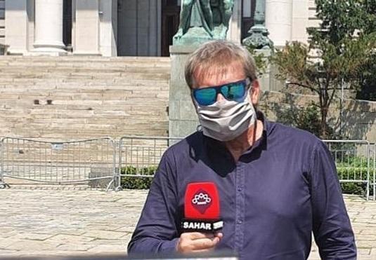 خبرنگار شبکه سحر در بلگراد بر اثر کرونا درگذشت