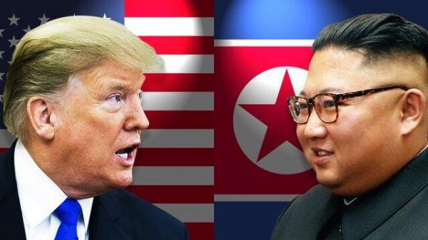 توئیت های پمپئو در تعریف از سیاست دولت ترامپ در قبال کره شمالی